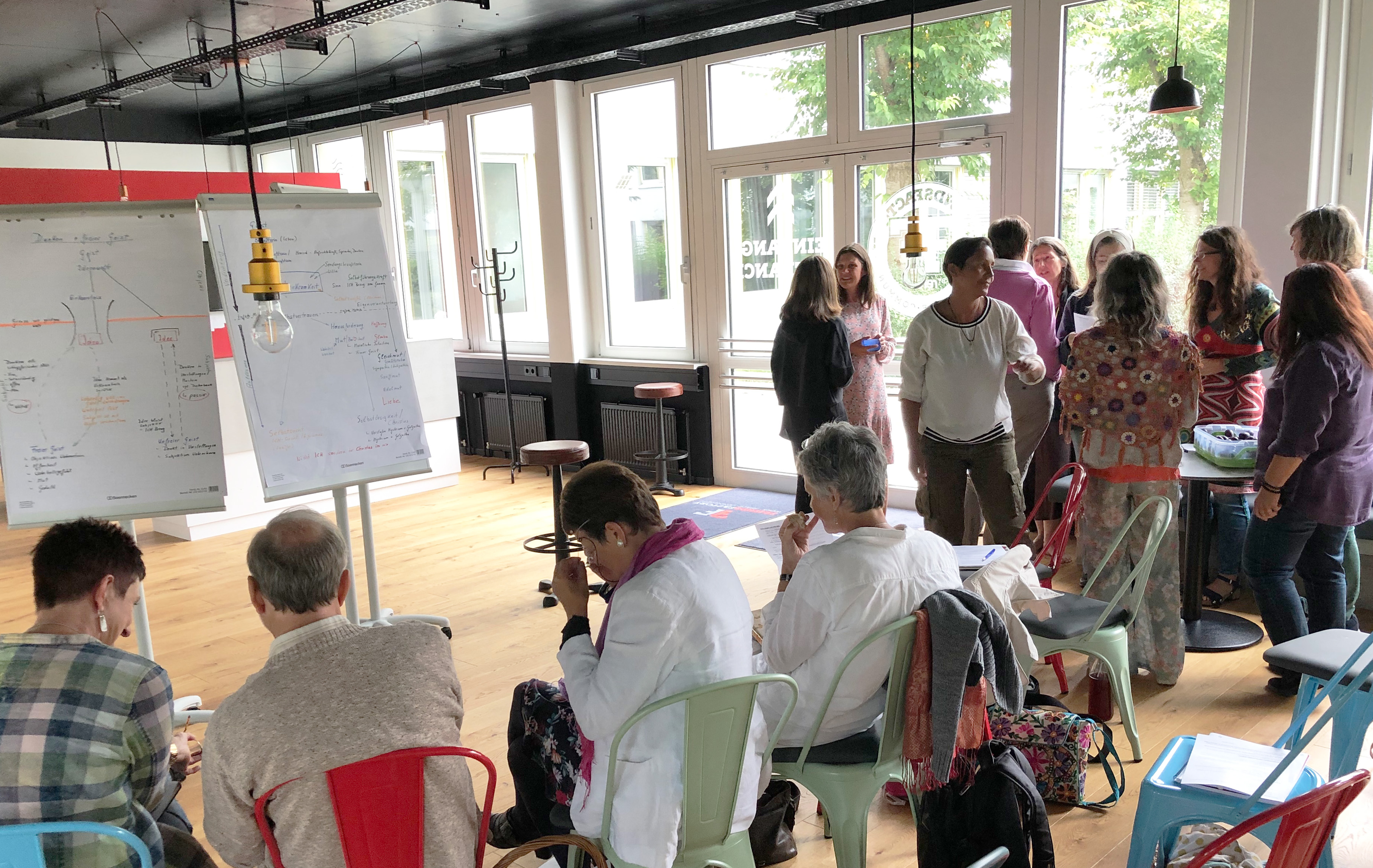 Institut für integrales Heilen – Fortbildungsveranstaltung