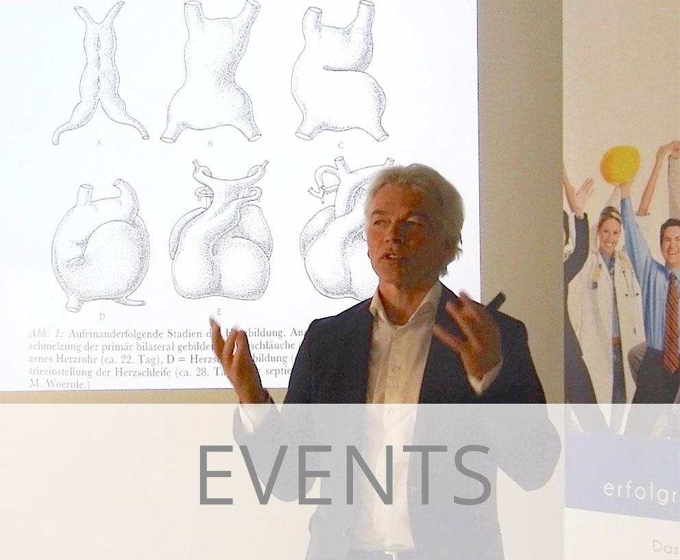 Institut für integrales Heilen – Link zur Seite Events